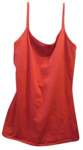 Express Built-in Bra Best Loved Spring Top Red
