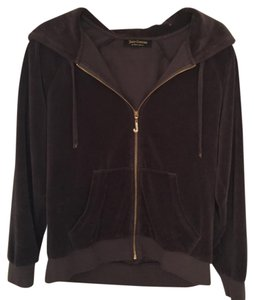 Juicy Couture New Velour Track Sweatshirt