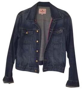Juicy Couture medium wash Womens Jean Jacket