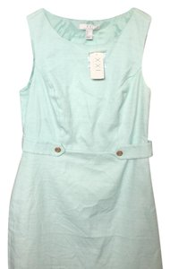 Forever 21 short dress Mint on Tradesy