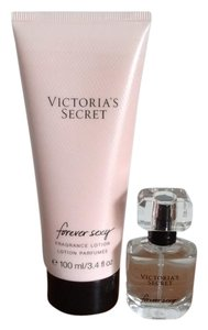 Victoria's Secret Perfume Forever Sexy Travel Set All New