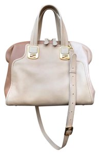 Fendi Tan Leather Cross Body Bag