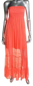 Orange Maxi Dress by Guess