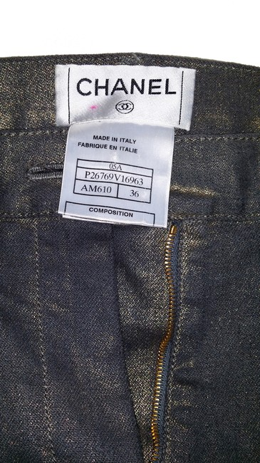 Chanel Skinny Jeans Image 3