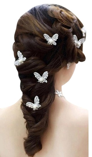 Other New Wedding Accessories Pearl Hair Jewelry Image 1