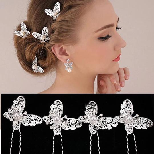 Other New Wedding Accessories Pearl Hair Jewelry Image 3