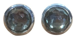 Ippolita Silver & Pyrite Earrings
