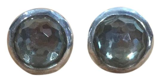 Ippolita Silver & Pyrite Earrings Image 0