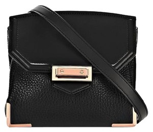 Alexander Wang Marion Rose Gold Real Leather Genuine Leather Cross Body Bag