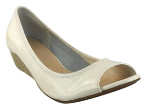 Cole Haan Ivory Wedges