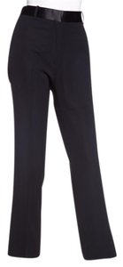 Cline Straight Pants Black