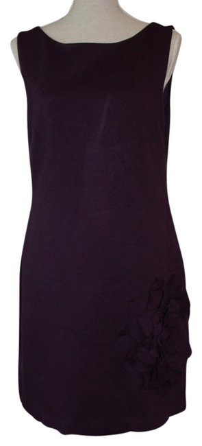 Preload https://img-static.tradesy.com/item/21079402/laundry-by-shelli-segal-purple-short-night-out-dress-size-10-m-0-1-650-650.jpg