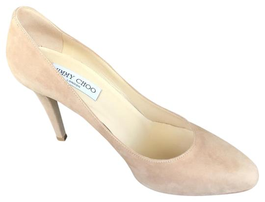 Preload https://img-static.tradesy.com/item/21079441/jimmy-choo-nude-vikki-suede-pumps-size-us-9-regular-m-b-0-1-540-540.jpg