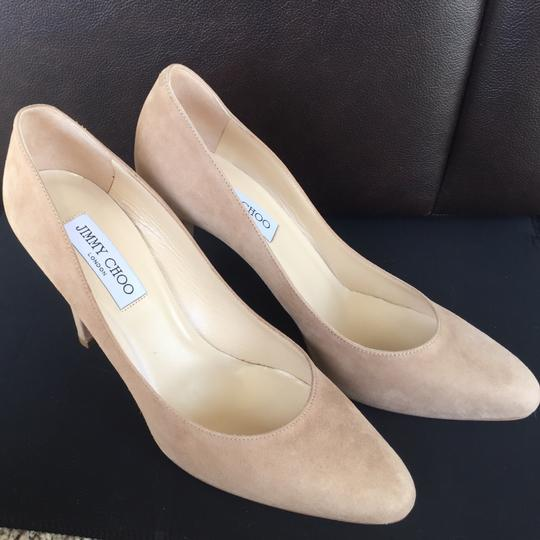 Jimmy Choo nude Pumps Image 2