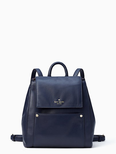 Kate Spade Gold Hardware Festival Leather Backpack Image 2