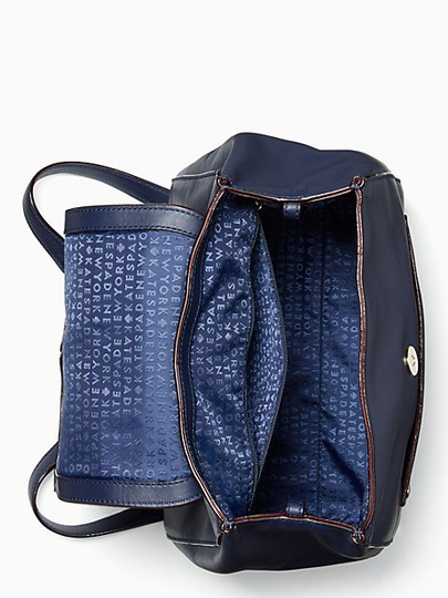 Kate Spade Gold Hardware Festival Leather Backpack Image 3