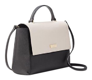 Kate Spade Classic Night Out Leather Gold Hardware Cross Body Bag