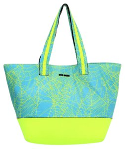 Steve Madden Green Gym Tote in Blue