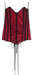 Frederick's of Hollywood Top Red