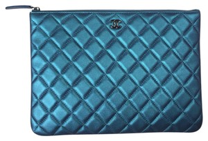 Chanel NEW! Iridescent Medium O Case