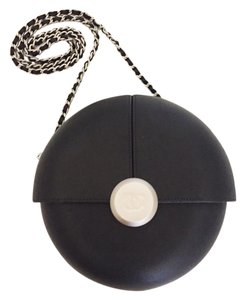 Chanel Evening Classic Evening In The Air Cross Body Bag