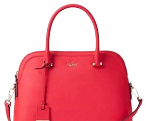 Kate Spade Satchel in Rooster Red