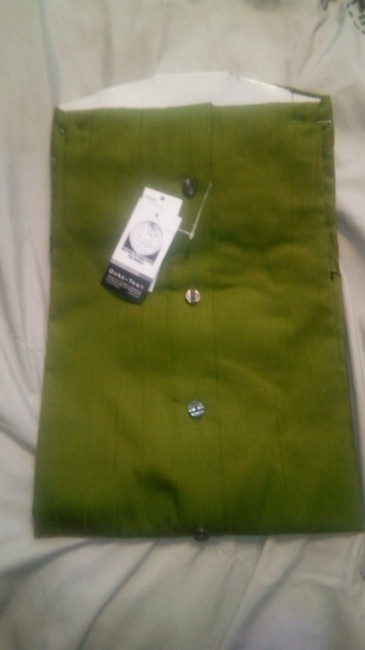 Kenneth Cole Reaction Cotton Spring T Shirt green Image 4