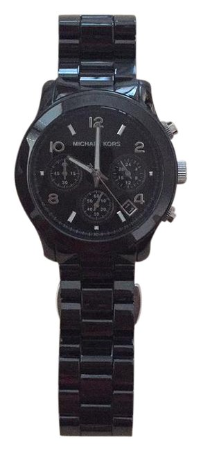 Item - Black Ceramic Watch