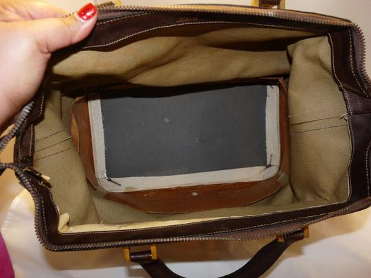 Gucci Satchel in brown Image 10