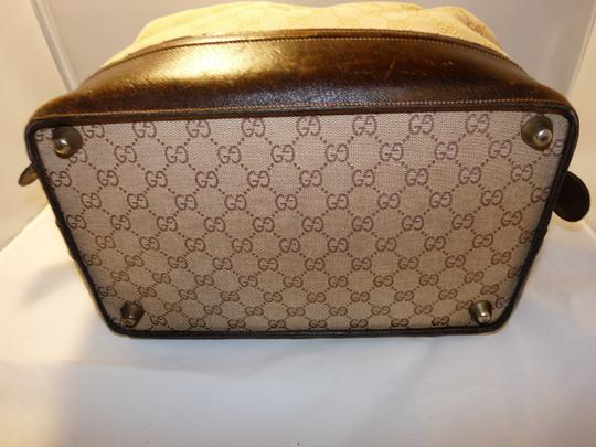 Gucci Satchel in brown Image 9