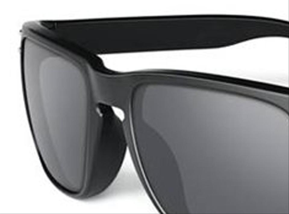 18151b02016 Oakley Oakley Holbrook (Asian Fit)Polished Black  Iridium Polarized  OO9244-02 Image. 1234