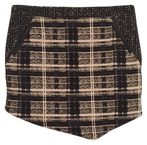 Marissa Webb Mini Skirt Black