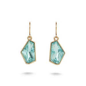 Chloe + Isabel Aquamarina Drop Earrings