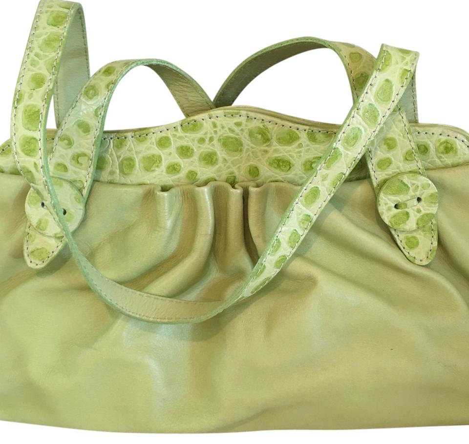 Other Tote In Lime Green