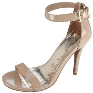 Brash Nude Sandals