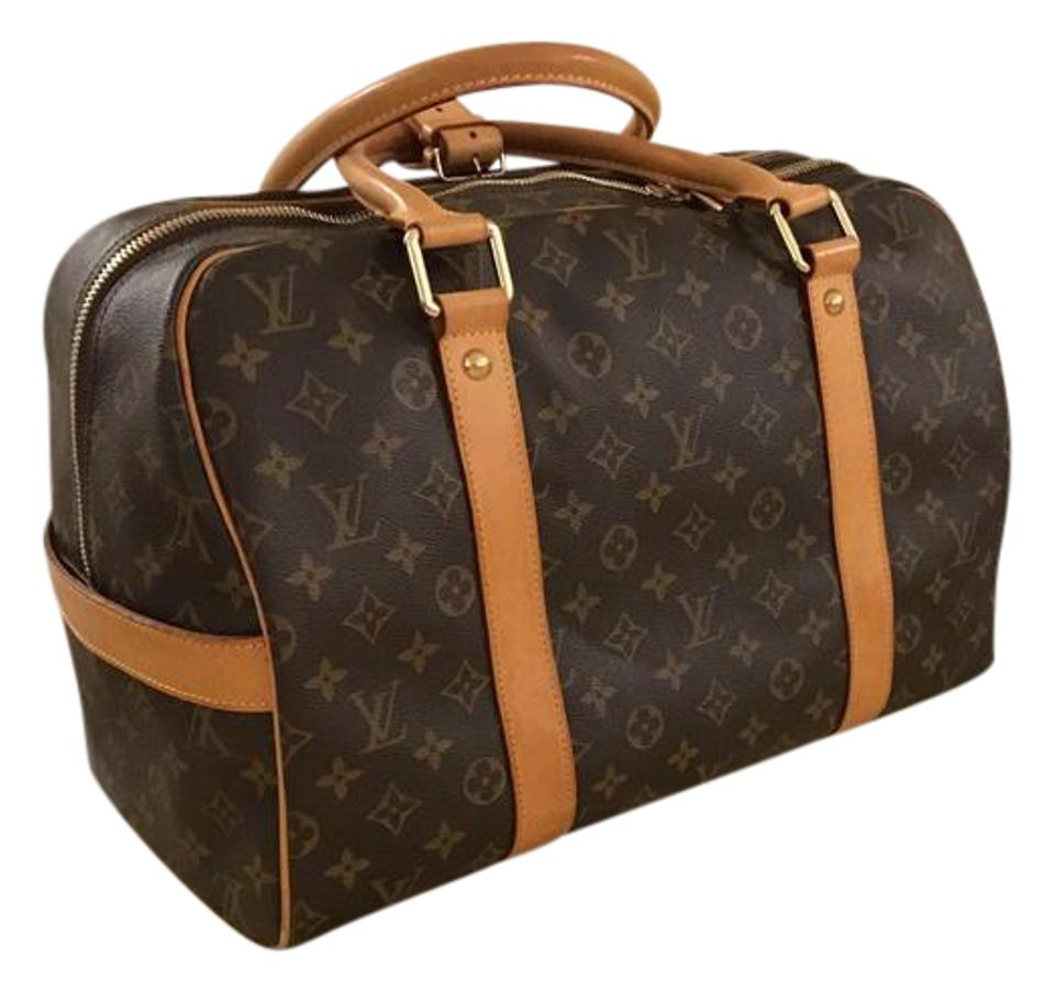 6bfc4a1822e35 Louis Vuitton Carry All Carryall Carryall Carry All monogram Travel Bag  Image 0 ...