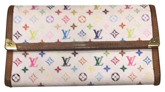 Preload https://img-static.tradesy.com/item/21081172/louis-vuitton-white-multicolor-wallet-0-1-540-540.jpg