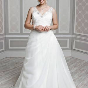 Kenneth Winston 3378 Wedding Dress