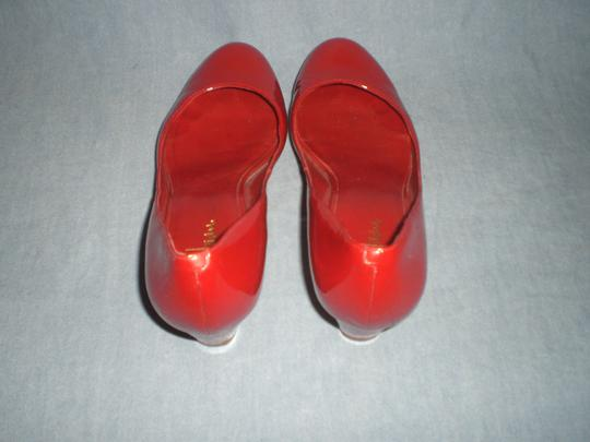 Cole Haan red Wedges Image 2