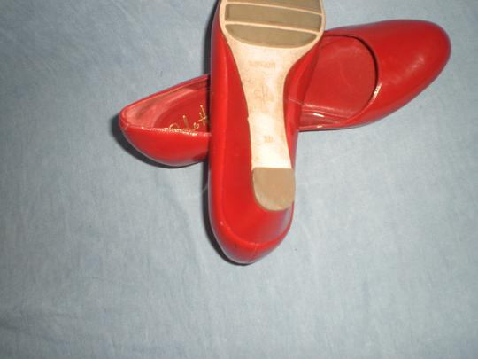 Cole Haan red Wedges Image 7