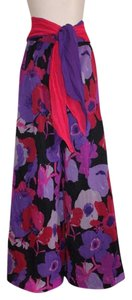Other Vintage 70's Retro Palazzo Flare Pants MULTI