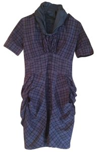 AllSaints short dress Funky Steampunk on Tradesy