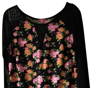 Betsey Johnson Top black