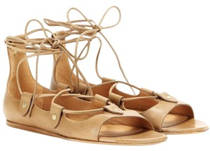 Isabel Marant light camel Sandals