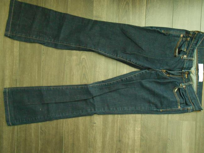 Abercrombie & Fitch Skinny Jeans-Dark Rinse Image 2