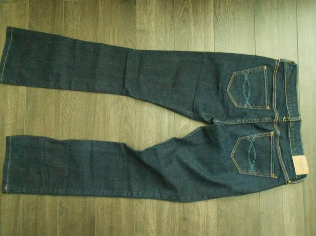 Abercrombie & Fitch Skinny Jeans-Dark Rinse Image 3