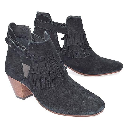 Anthropologie Black Boots Image 3