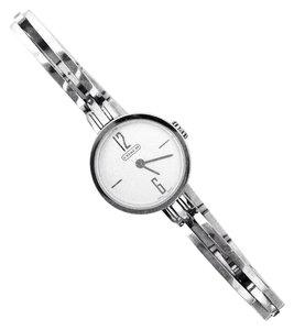 Coach Stainless Steel Bracelet Watch 0201