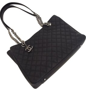 Chanel Caviar Paris In Rome Shoulder Bag