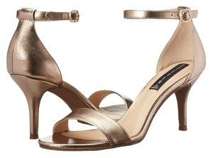 Steven by Steve Madden Sexy metal gold Sandals